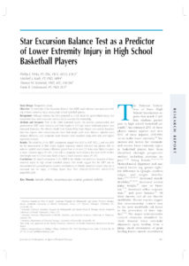 Star-Excursion-Balance-Test-as-a-predictor-of-lower-extremity-injury-in-high-school-basketball-players